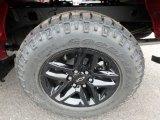 2019 Chevrolet Silverado 1500 Custom Z71 Trail Boss Double Cab 4WD Wheel