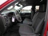 2019 Chevrolet Silverado 1500 Custom Z71 Trail Boss Double Cab 4WD Jet Black Interior