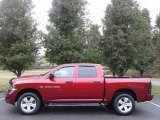 2012 Deep Cherry Red Crystal Pearl Dodge Ram 1500 Express Crew Cab 4x4 #130430957