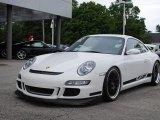 2007 Carrara White Porsche 911 GT3 #163793