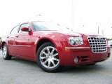 2008 Inferno Red Crystal Pearl Chrysler 300 Limited #12999659