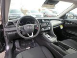 Honda Insight Interiors