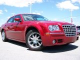 2008 Inferno Red Crystal Pearl Chrysler 300 Limited #12999658