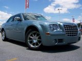 2008 Clearwater Blue Pearl Chrysler 300 C HEMI #12999656