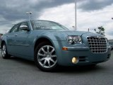 2008 Clearwater Blue Pearl Chrysler 300 C HEMI #12999655