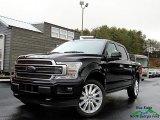2018 Shadow Black Ford F150 Limited SuperCrew 4x4 #130447606