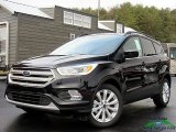 2019 Agate Black Ford Escape SEL #130447604