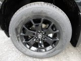 Nissan Frontier 2019 Wheels and Tires