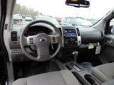 Nissan Frontier Interiors