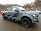 2019 Ford F150 Abyss Gray