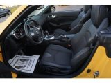 2017 Nissan 370Z Interiors