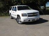 2011 Summit White Chevrolet Suburban LTZ #130478064