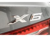 BMW X6 2018 Badges and Logos