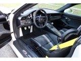 2018 Porsche 911 GT3 Front Seat