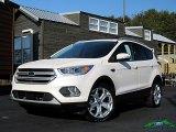 2019 White Platinum Ford Escape Titanium 4WD #130482924