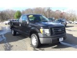 2010 Tuxedo Black Ford F150 XL Regular Cab #130482835
