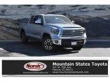 2019 Silver Sky Metallic Toyota Tundra Limited CrewMax 4x4 #130483085