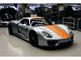 Porsche 918 Spyder Data, Info and Specs