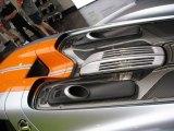 Porsche 918 Spyder Engines