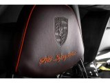 Porsche 918 Spyder Badges and Logos