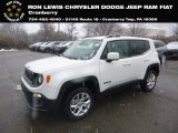 2018 Alpine White Jeep Renegade Latitude 4x4 #130483225