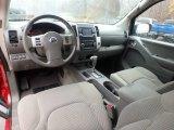 2018 Nissan Frontier Interiors