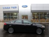 2018 Shadow Black Ford Fusion Titanium AWD #130483372
