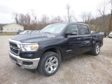 2019 Maximum Steel Metallic Ram 1500 Big Horn Crew Cab 4x4 #130522719