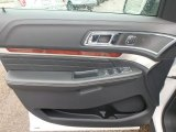2019 Ford Explorer Platinum 4WD Door Panel