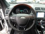 2019 Ford Explorer Platinum 4WD Steering Wheel