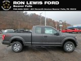 2018 Magnetic Ford F150 XL SuperCab 4x4 #130522630