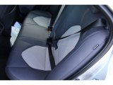 2019 Toyota Camry XLE Rear Seat