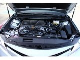 2019 Toyota Camry XLE 2.5 Liter DOHC 16-Valve Dual VVT-i 4 Cylinder Gasoline/Electric Hybrid Engine