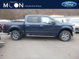 2019 Blue Jeans Ford F150 XLT SuperCrew 4x4 #130543880
