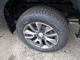 2019 Chevrolet Silverado 1500 LT Z71 Double Cab 4WD Wheel