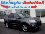 2017 Magnetic Ford Explorer Limited 4WD #130543794