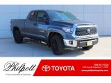 2019 Magnetic Gray Metallic Toyota Tundra TSS Off Road Double Cab #130543894