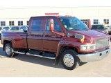 2005 Chevrolet C Series Kodiak Sport Red Metallic
