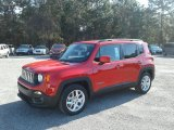 2018 Colorado Red Jeep Renegade Latitude #130543991