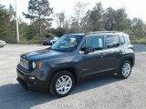 2018 Granite Crystal Metallic Jeep Renegade Latitude #130543988