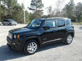 2018 Black Jeep Renegade Latitude #130543987