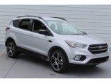 2019 Ford Escape Ingot Silver
