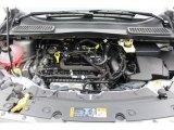 2019 Ford Escape SEL 1.5 Liter Turbocharged DOHC 16-Valve EcoBoost 4 Cylinder Engine