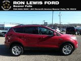 2019 Ruby Red Ford Escape SEL 4WD #130571584