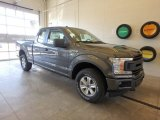 2018 Magnetic Ford F150 XL SuperCab 4x4 #130571623