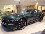 2019 Ford Mustang Dark Highland Green