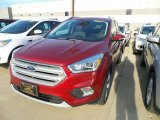2019 Ruby Red Ford Escape Titanium 4WD #130571826