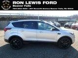 2019 Ingot Silver Ford Escape SE 4WD #130571578