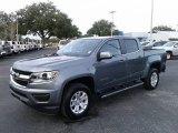 2019 Chevrolet Colorado LT Crew Cab Data, Info and Specs