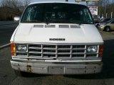 Dodge Ram Van 1992 Data, Info and Specs